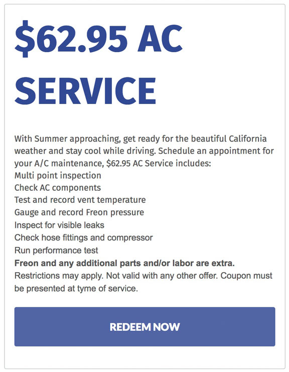 FREE AC Check Special